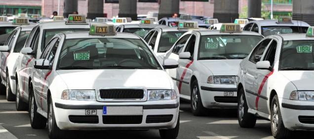 Financiación para taxistas